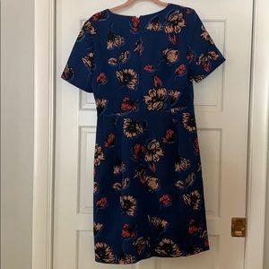 J. Crew Factory Dresses - Size 12 NWT J. Crew floral dress